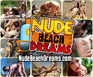 100% Real Swinger Footage from Gorgeous Beaches
