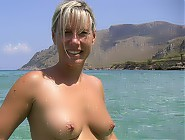 ( 10 pictures) After I Go To Naturist Beaches and Shoot These Hot Nude Women I Always Go Somewhere to Wank a Couple Times