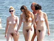 (5 pictures) Exclusive photos and videos from nudist beach