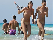 (8 pictures) Only free pics contets sexy nudist, nude amateurs, naked beach at nudist beach